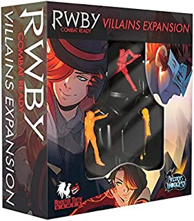 Arcane Wonders RWBY: Combat Ready Villains Expansion