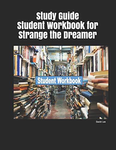 Study Guide Student Workbook for Strange the Dreamer