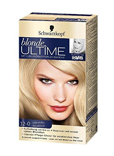 Schwarzkopf blonde Ultîme 12-0 Extra Helles 143ml
