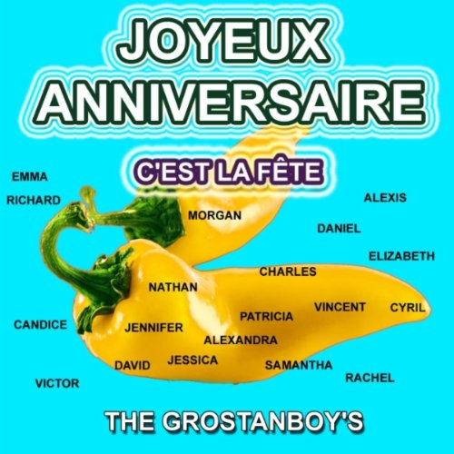 Joyeux Anniversaire Créole De The Grostanboys Sur Amazon Music