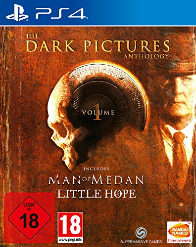 The Dark Pictures: Volume 1 (PS4)