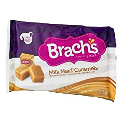 Brach's Milk Maid Caramels Candy, 14 oz