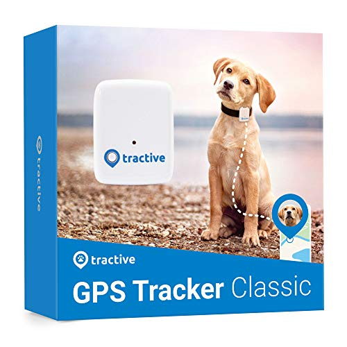 TRACTIVE -  Tractive GPS Tracker