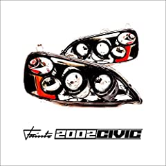 FAINTS「2002 CIVIC (Japanese ver.)」のCDジャケット