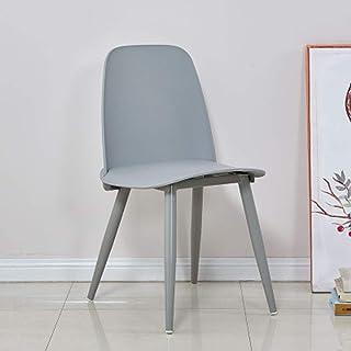 QFWM Sillas de Comedor Sillas de café y sillas de Comedor for Casual Home Living y comedores Cocina Comedor Muebles (Color : Twelve, Size : 51x44x80cm)