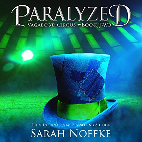 Paralyzed audiobook cover art
