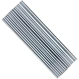 20 Aluminum Welding Rods, 10 Inch Universal Low Temperature Aluminum Repair Rods, Easy Welding Cored Wire for Electric Power, Chemistry (2.0 mm)