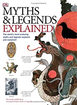 Hardcover Myths and legends explained: the world's most enduring myths and legends explored and explained Book