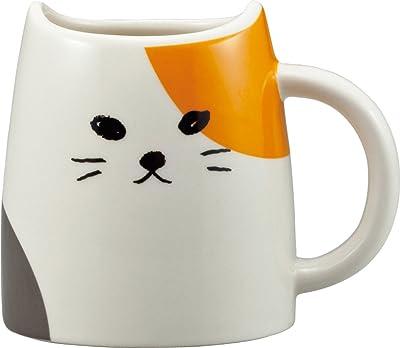 おもしろ食器 マグカップ 三毛猫 SAN2594-3