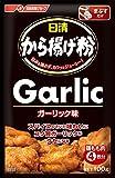 日清フーズ から揚げ粉 ガーリック味 100g