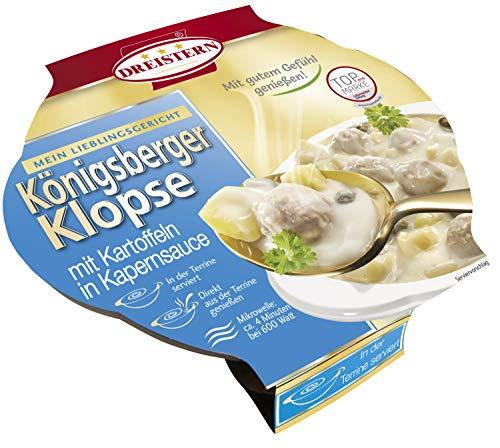 Dreistern Königsberger Klopse mit Kartoffeln, 400 g