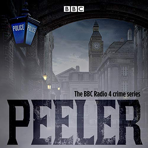 Peeler audiobook cover art