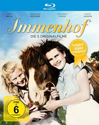 Bester der welt Immenhof – 5 Originalfilme – Remastered [Blu-ray]