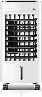 Bärbar luftkylare Water On Top, avdunstningskylare 3 lufthastigheter och 3 lägen, personlig luftkonditionering med 2 vatte...