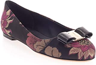 SALVATORE FERRAGAMO Luxury Fashion Womens 01Q323 Multicolor Flats | Fall Winter 19