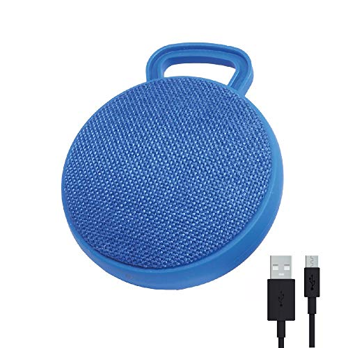 RAYPOW Blue Tragbarer Bluetooth-Lautsprecher · Mini-Lautsprecher mit Bedienfeld...