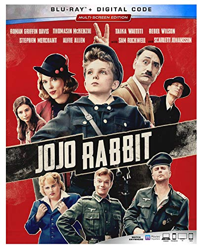 Jojo Rabbit Blu-ray