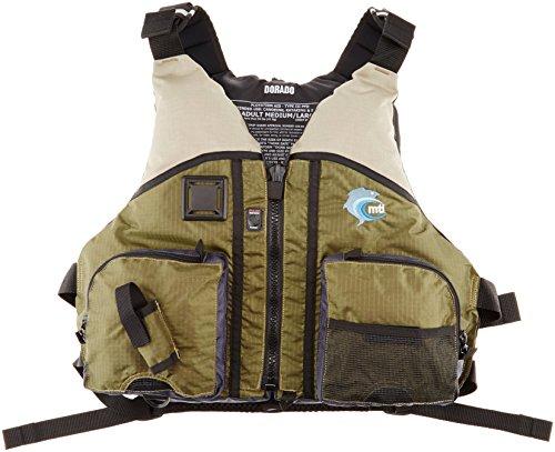 MTI(エムティーアイ) ライフジャケット ドラド MTI-806B オリーブ M/L