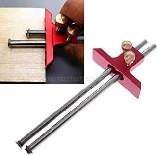 Adjustable Scribing Tool Best Quality, Carpentry Scriber Double Headed Scribe Blade Woodworking Line Marking - Steel Scribe, Scribe Express Software, Pet Scribe, Woodworking Buttons