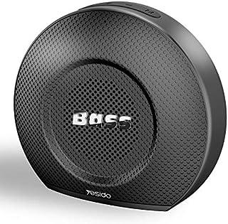 Yesido YSW-02 Wireless Bluetooth Speaker, 10 w - Black
