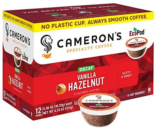 10 best coffee pods decaf vanilla hazelnut for 2020
