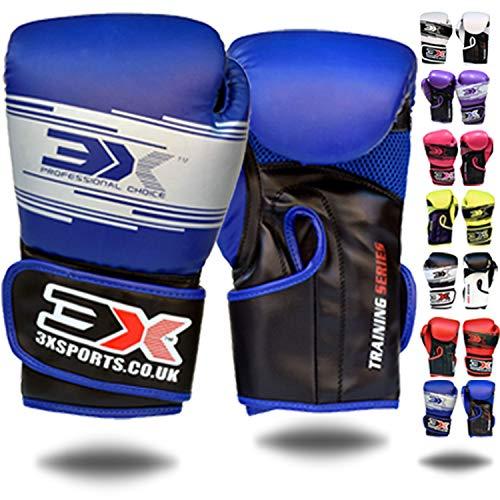 3X Professional Choice Boxe Cuir mayahide Vitesse Ball Poire De Frappe MMA Speed Bag Muay Thai Entrainement Punching Ball et Pivotant Rotule Plafond Multi Couleur//Tailles