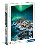 Clementoni Collection-Lofoten Islands-Puzzle Adulti 1000 Pezzi, Made in Italy, Multicolore, 39601