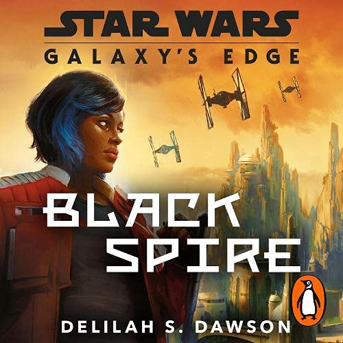 Galaxy's Edge Audiobook By Delilah S. Dawson cover art