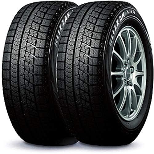【2本セット】 15インチ スタッドレスタイヤ ブリヂストン(Bridgestone) BLIZZAK VRX(ブリザック ヴイアー...