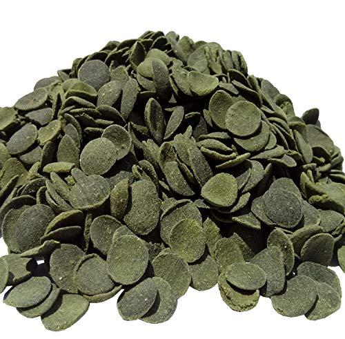 Aquatic Foods Inc. Wafers of Spirulina & Algae, AFI Wafers 1-lb The Premium Pleco, Catfish, Tropical Fish Food