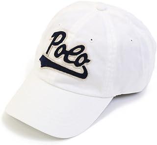 (ポロ ラルフローレン) POLO Ralph Lauren ロゴ入り ベースボール キャップ メンズ&レディース ポニーマーク [並行輸入品]