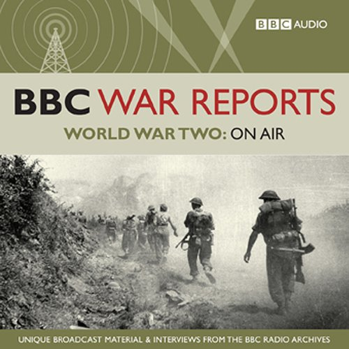 The BBC War Reports audiobook cover art