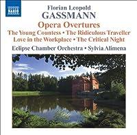 Gassmann: Opera Overtures (2009-09-29)
