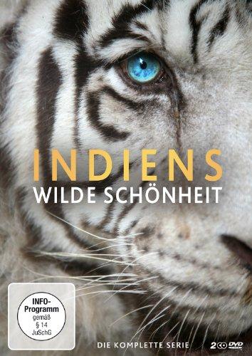 Indiens wilde Schönheit (2 DVDs)