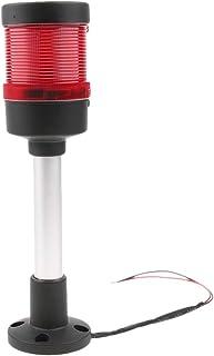 Homyl 1 St/ück Warnleuchte IP65 Wasserdicht Hohe Helligkeit LED Lampe
