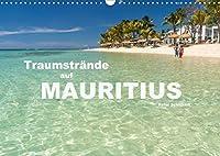 Traumstrnde auf Mauritius (Wandkalender 2021 DIN A3 quer): 12 Traumstrnde im Inselparadies Mauritius (Monatskalender, 14 Seiten )