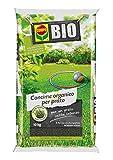 COMPO Concime Organico per Prato, Consentito in agricoltura biologica, 10 kg...
