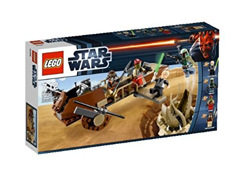 LEGO 9496 - Star Wars Desert Skiff