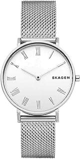 [スカーゲン]SKAGEN レディース Hald Silk ハルドシルク シルバー メッシュ シンプル ブレスレットウォッチ SKW2712 腕時計 [並行輸入品]