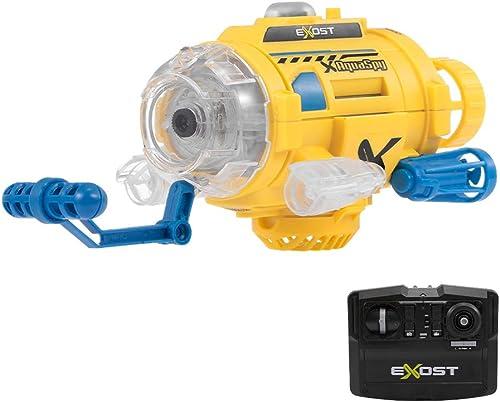 Goolsky RC ferngesteuertes Mini U-Stiefel mit 0.3MP Kamera und Licht für Kinder