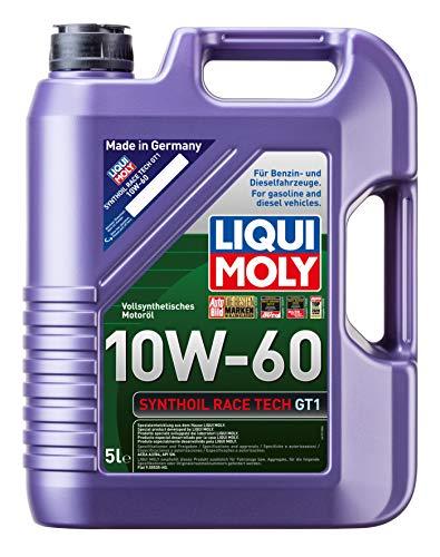 LIQUI MOLY 1391 Synthoil Race Tech GT1 10W-60 5 l