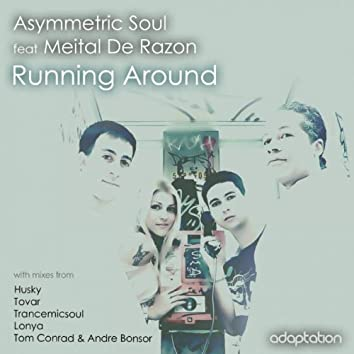 Running Around (feat. Meital De Razon)