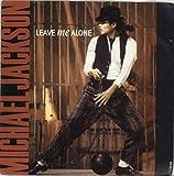 MICHAEL JACKSON - LEAVE ME ALONE - 7 inch vinyl / 45