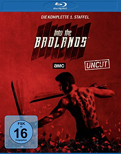 Into The Badlands St.1 BD [Blu-Ray] [Import]