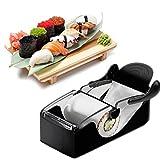 Binnan Sushi Rouleau Parfait - Machine Faite Maison de Petit Pain de Sushi de Cuisine de DIY - Noir