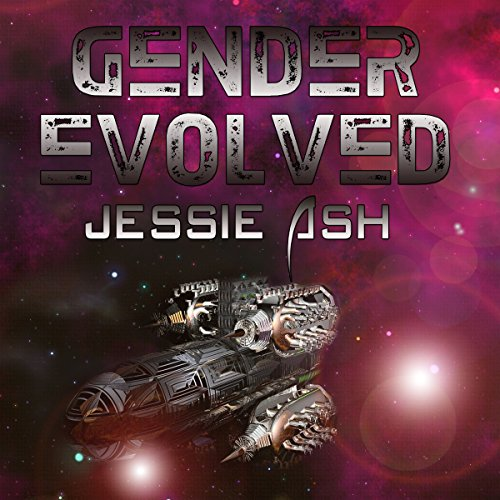Gender Evolved audiobook cover art
