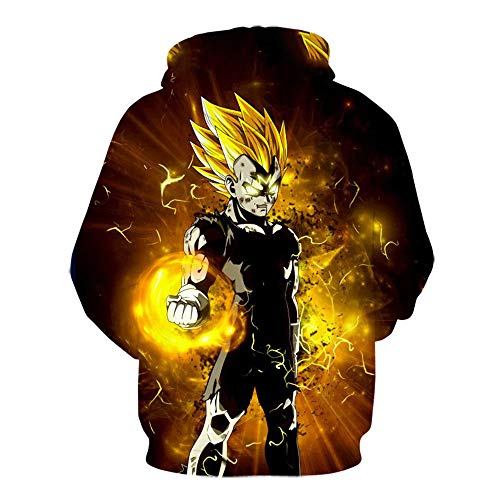 2020New Design3D Men S Guard Clothes and Hoodies Prince Vegeta Under The Sun Dragon Ball Awesome Artwork Drawing-We-722_Size_4XL