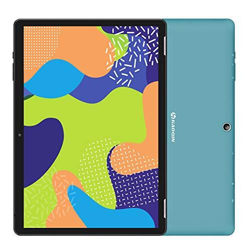 Tablet 10 Pulgadas Android 9.0 - HAOQIN H10 Pro 3G SIM Tablet PC...