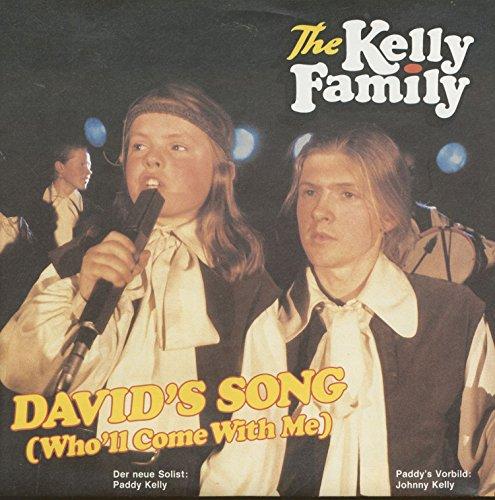 David's Song - Txiki 7inch, 45rpm, PS