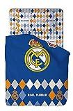 Real Madrid Juego De Sabanas de 3 Piezas (160x270 + 90x200/25 + 45x110)